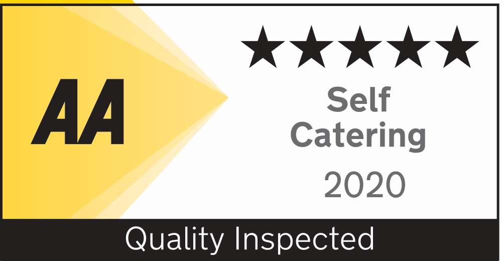 AA Self Catering 5 Stars - Quality Inspected